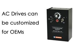 Custom Motor Drives for OEMs