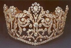 French Coronation Diadem of the Empress Josephine