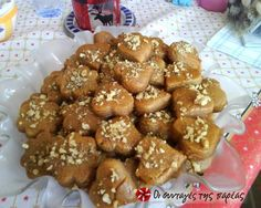 Μελομακάρονα της Βέφας Greek Sweets, Greek Desserts, Greek Recipes, Melomakarona Recipe, Greek Cookies, Greece Food, Cheesecake Brownies, Christmas Time, Sweet Tooth