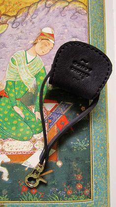 Indigo Mini Gigi, Chiaroscuro, India, Pure Leather, Handbag, Bag, Workshop Made, Leather, Bags, Handmade, Artisanal, Leather Work, Leather Workshop, Fashion, Women's Fashion, Women's Accessories, Accessories, Handcrafted, Made In India, Chiaroscuro Bags - 2