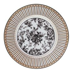 Royal Doulton Provence Noir Stripe 8-Inch Salad Plate by Royal Doulton. $15.99. Neptune fine china. Freezer safe. Dishwasher safe. Oven Safe/Microware. Provence, a pattern based on the famous French Toile du Jouy fabric, named after the Manufacture Royale de Jouy, in a small town near Versailles, southwest of Paris.. Save 26%! Dining Plates, Famous French, Stoke On Trent, Royal Doulton, Fine China, Versailles, Small Towns, Provence, Freezer