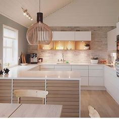 15 Astounding Scandinavian Kitchen Designs Youll Adore 15 Astounding Scandinavian Kitchen Designs Youll Adore The post 15 Astounding Scandinavian Kitchen Designs Youll Adore appeared first on Design Diy. Farmhouse Style Kitchen, Modern Farmhouse Kitchens, Rustic Kitchen, Kitchen Decor, Kitchen Ideas, Farmhouse Sinks, Ranch Kitchen, Eclectic Kitchen, White Kitchens