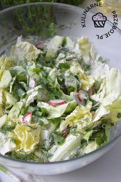 Tzatziki, Coleslaw, Summer Recipes, Lettuce, Potato Salad, Cabbage, Grilling, Food And Drink, Tasty