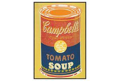 Andy Warhol, Yellow Campbell's Soup Can