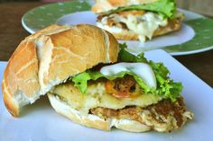 O Americano é um sanduiche muito conhecido, e quem se torna vegano acha que nunca mais vai comer...