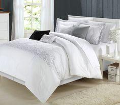 Bridal 12 Piece Comforter Set