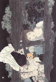 07c8120c51ff9906c607d9b53f27ae31--illustration-manga-martyr.jpg (736×1065)