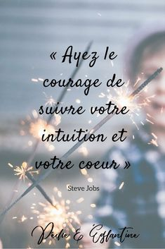 Si même Steve Jobs s'y met! Positive Quotes For Life Encouragement, Positive Quotes For Life Happiness, Positive Attitude, Happy Quotes, Best Quotes, Love Quotes, Steve Jobs, Citations Yoga, Inspiration Entrepreneur