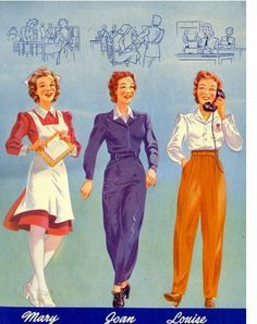 Kathleen Taylor's Dakota Dreams: Thursday Tab- Girls in the War, Turnabout Dolls