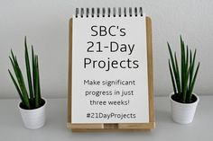 SBC Launches a New Series: 21 Day Projects