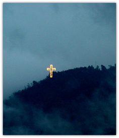 Cruz del Ávila en Diciembre 2015, Caracas, Venezuela