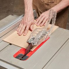 Put your table saw to work with a quick and easy cabinet door project. Use this guide to help build shaker doors to transform your home cabinet. Building Kitchen Cabinets, Garage Storage Cabinets, Shop Cabinets, Diy Garage Storage, Shaker Cabinets, Diy Cabinets, Base Cabinets, Garage Organization, Making Cabinet Doors