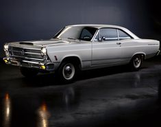 You'd never know from the outside that this 427-powered Ford Fairlane could run with the era's fastest sports cars.