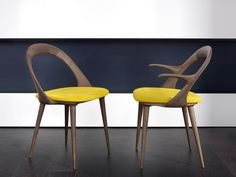 hooomygosh beautiful amazingness  Ester chair by Porada