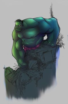 #Hulk #Fan #Art. (Hulk) By:Egef1. (THE * 5 * STÅR * ÅWARD * OF: * AW YEAH, IT'S MAJOR ÅWESOMENESS!!!™)