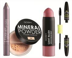 FREE MAKE-UP!!!!!!!!!! :D Product Review Club Super Panel Offer: GOSH Cosmetics #GoshGoddess <3