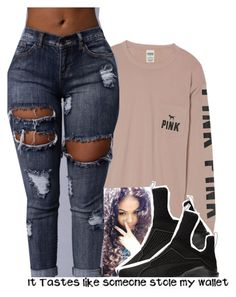 """""""Idol"""" by princess-alexis18 ❤ liked on Polyvore featuring Victoria's Secret and Puma"""