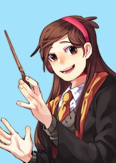 Long time no see ! I am interested in Harry Potter these days. Gravity Falls Crossover, Gravity Falls Anime, Gravity Falls Bill Cipher, Fandom Crossover, Mabel Pines, Dipper Pines, Mabill, Reverse Falls, Billdip