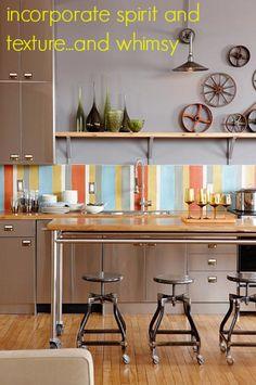 10 Great Design Tips by Sarah Richardson - http://lifeovereasy.com/sarah-richardson-blogpodium/