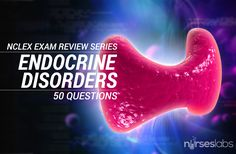These challenging NCLEX sample questions will test your knowledge about the disorders of the Endocrine System.