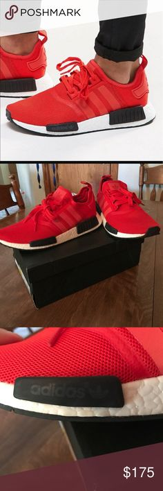 New Adidas NMD_R1 Size 11 Authentic. These are brand new and come with the OG Box. Everything I sell ships the same day or the next morning every time. Please check my stats so you know you can buy with confidence. PLEASE NO RUDE COMMENTS. adidas Shoes Sneakers
