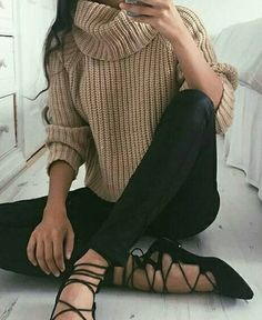 Fall sweater at Dream Closet Couture