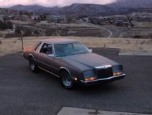 1983 Chrysler Imperial to hotrod.