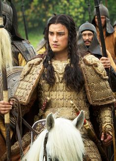 Remy Hii in 'Marco Polo' (2014). x                                                                                                                                                                                 More