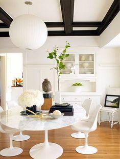 Tertemiz Bir Yemek odası İçin 5 Tane Tasarım Fikri   Ev dekorasyonu