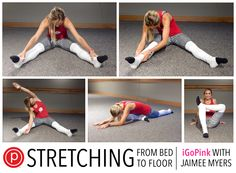 Stretching: From Hospital Bed To Floor (For Breast Cancer Patients) iGoPink.org
