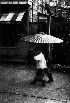 Robert Capa - Japan. Atami. April, 1954.
