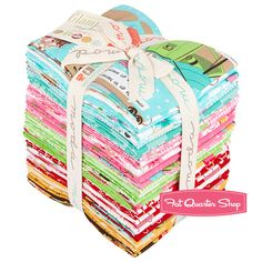 Glamping Fat Quarter Bundle Mary Jane Butters for Moda Fabrics
