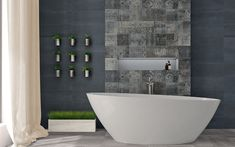 Irisceramica - architectural news, design and information resource for ceramic tile and stone. sync collection: tile cobalt