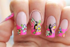Attractive Looking Nails with Solar Nails White Nail Designs, Pretty Nail Designs, Nail Designs Spring, Simple Nail Designs, Nail Art Designs, Nails Design, Pink Manicure, Pink Nails, Matte Nails