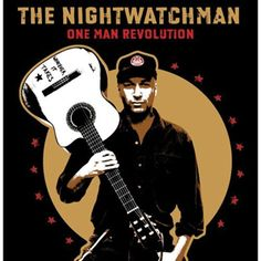 Tom Morello: The Nightwatchman - One Man Revolution.my town breeds this Tom Morello, Toms, Audio, Rage Against The Machine, Rock Legends, Music Tv, Folk Music, Music Stuff, Latest Music