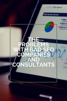 "If you're like many business owners, you probably know that you need search engine optimization (SEO) but you're not sure why. Or if you know why you need it, you probably don't know exactly what SEO consultants or agencies do to help your business grow.This article discusses the problems with bad SEO companies and consultants. When you do a quick Google or Bing search for ""seo services"", you're likely going to see a lot of agencies offering ""free SEO audits"" to attract businesses..."