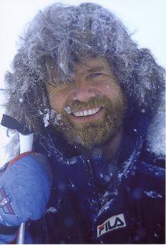 Reinhold Messner - pierwszy z Koroną Ziemi. http://manmax.pl/reinhold-messner-pierwszy-korona-ziemi/