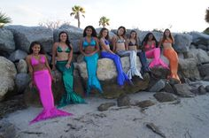 Remember wanting a mermaid tail to have for swimming in the pool? Yes, I still want one.
