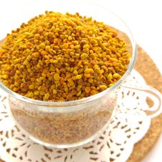 Raw Pure Natural Bee Pollen Super Food
