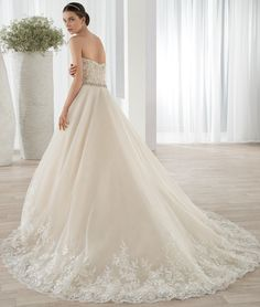 Demetrios Wedding Gowns style 615, 2016 Collection, Bridal Dresses