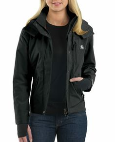 Carhartt Waterproof Breathable Jacket