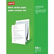 "Carbon Paper - #14.99 at Staples  Could use this for several things in the classroom, to ensure that you have a copy and back-up ""proof"" in case it's necessary."