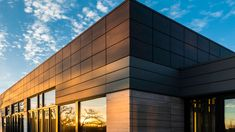 Gallery of Metal Cladding – Signature Series - 1 Metal Wall Panel, Metal Walls, Echo Lake, Metal Cladding, The Gables, Skyscraper, Exterior, Pure Products, Gallery