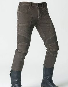 Other option for moto pants! Ugly Bros Smith pant.