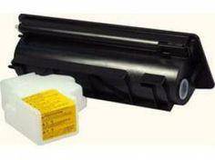 Cartucho de tóner compatible KM1505 NEGRO, sustituye al tóner original Kyocera Mita 37029010