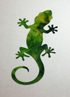 Gecko Appliques
