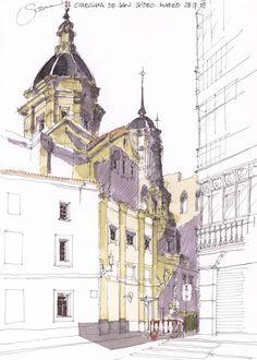 Colegiata de San Isidro, Madrid, ES | 28.3.2015 | By Jochen Schittkowski | Flickr