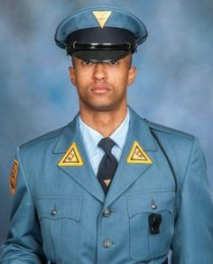 Always remember: Trooper Frankie Williams, New Jersey State Police, New Jersey