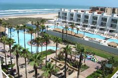 Sheraton South Padre Island Beach Hotel, South Padre, Texas