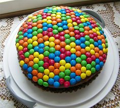 m&m cake | Recent Photos The Commons Getty Collection Galleries World Map App ...